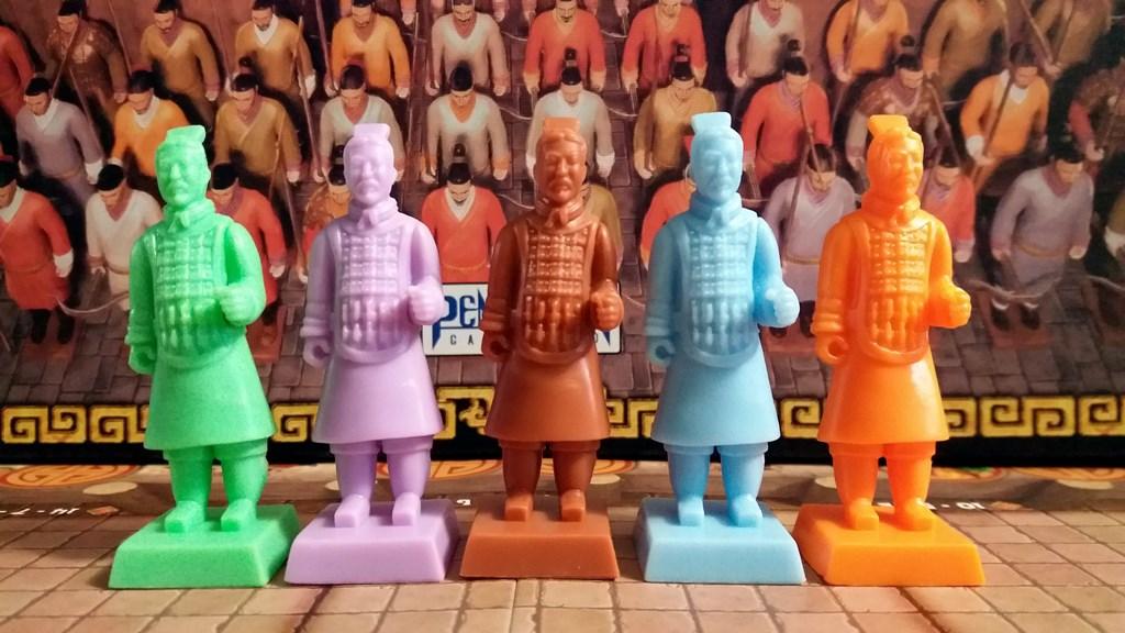 XIAN_statues